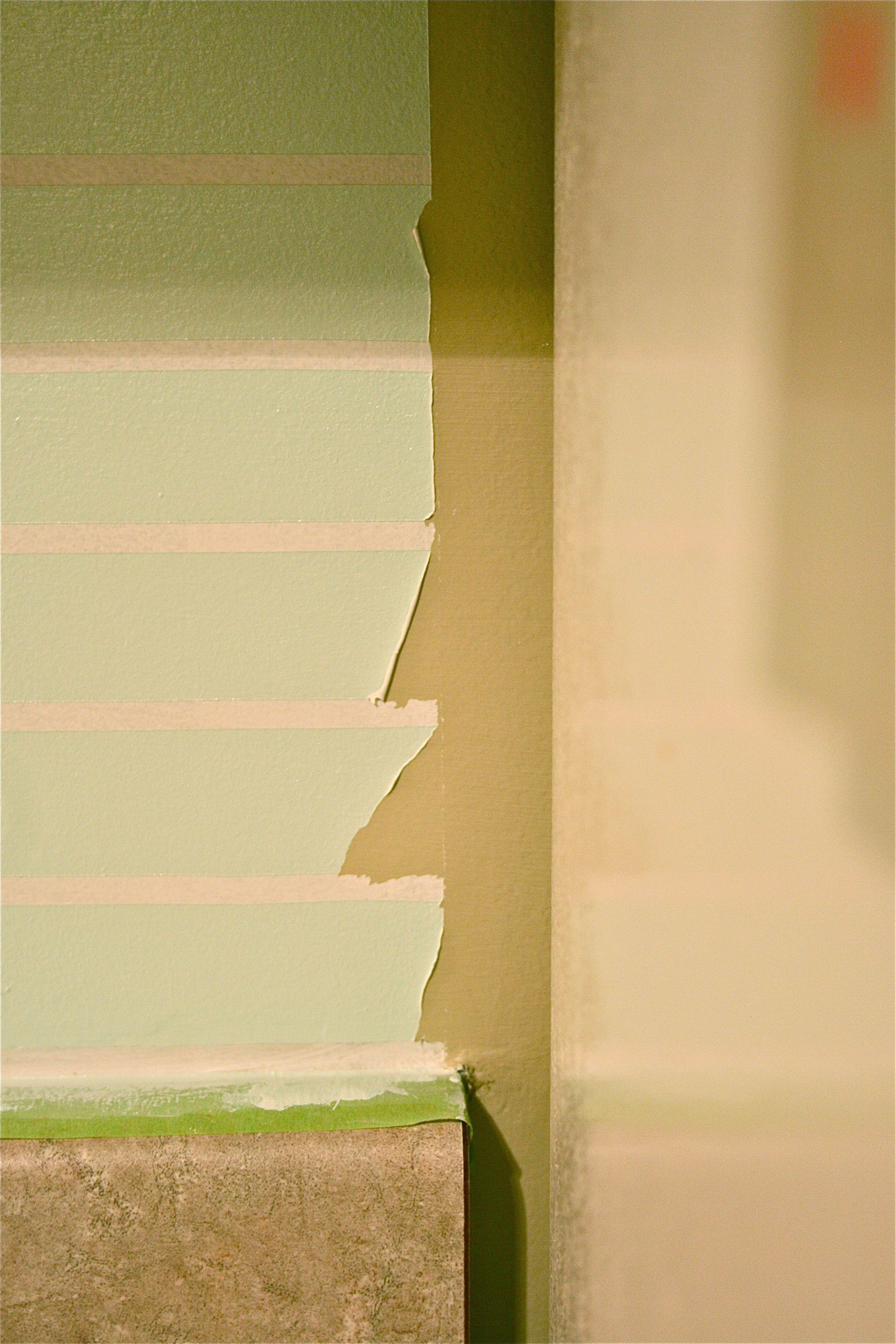 Pinspiration Monday: Faux tile backsplash - Dream Green DIY