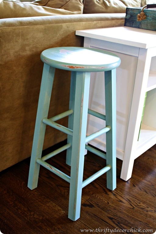 Our New Barstools Dream Green Diy
