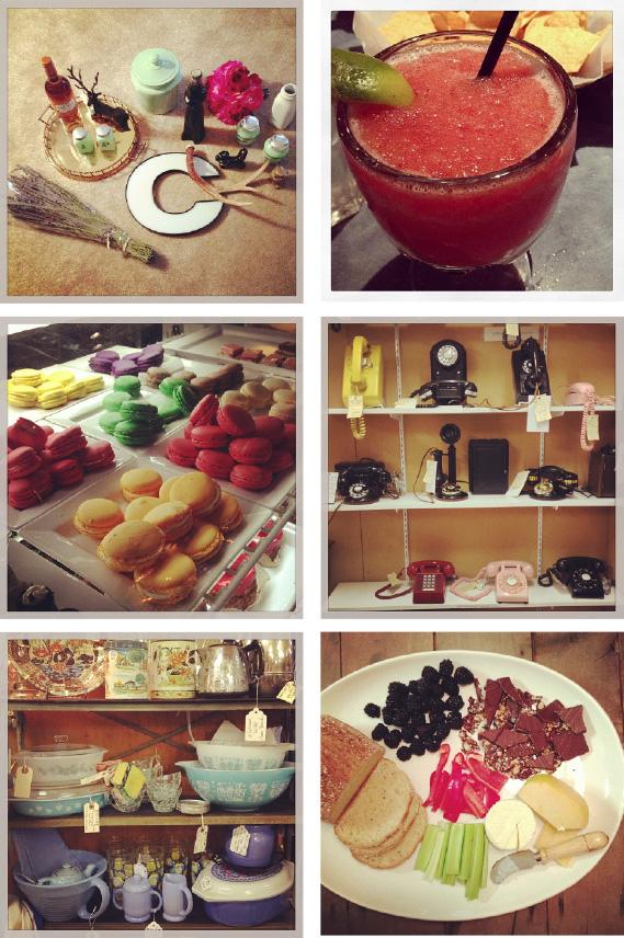 Charlotte Instagrams