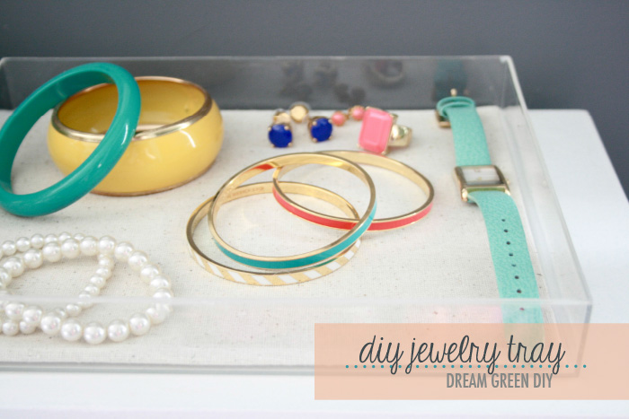 DIY Jewelry Tray Graphic